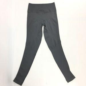 LULULEMON Gray Stretch Tights Pants XXS Small